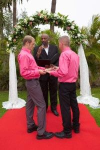 OP Gay and lesbian wedding ceremony planning