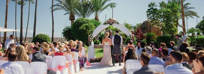 Wedding - Byrllup - Hochzeit - Boda - Mariage - Bröllop - Anfi's Heart Shaped Island