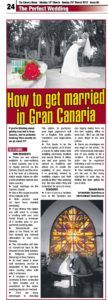 The Canary News_How to get married in Gran Canaria