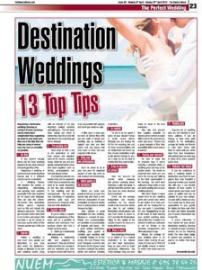 The Canary News_Destination Weddings