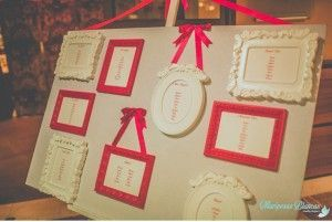 Plan de mesa boda - Wedding table plan