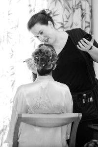 OP brude hår frisør make up sminke brudestil bryllup gran canaria