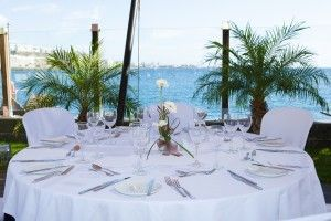 OP Pearl Beach Club Wedding Ceremony Blessing Venue Outdoor 11