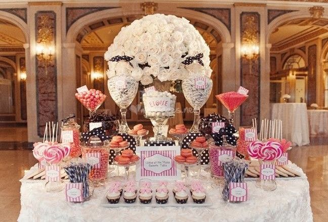 The Perfect Wedding Company » Candy stations