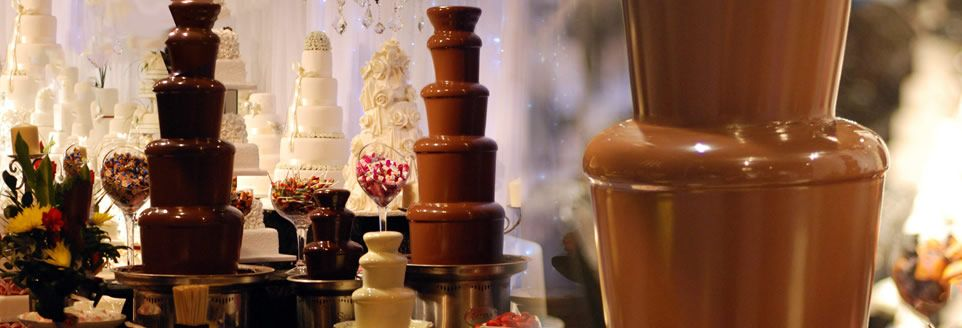 The Perfect Wedding Company Chocolate Fountain -