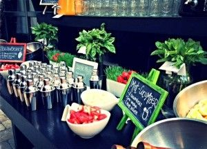 mojito bar station wedding extra services gran canaria spain perfect wedding company