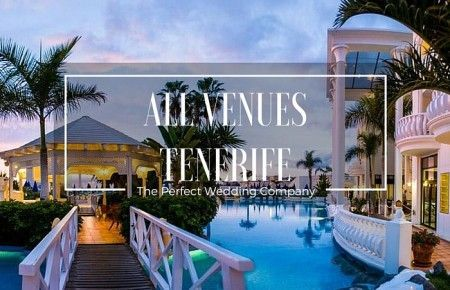 All Wedding Venues In Tenerife